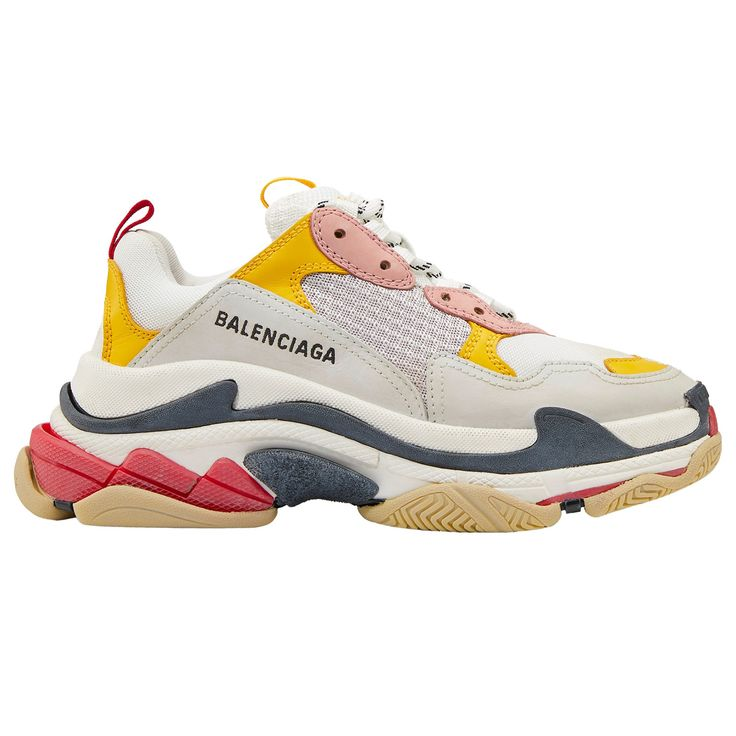 Incredibly Balenciaga sneakers on MarthaLouisa.com autumn winter