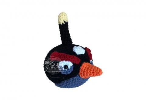 Angry Bird Amigurumi Patron : 86 best images about AVES (amigurumi) on Pinterest ...