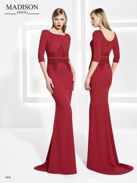 vestido largo de fiesta romántico  e381507affbd
