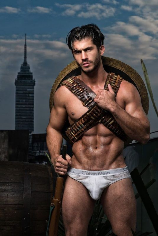 100% Male Models: IRVING PEÑA