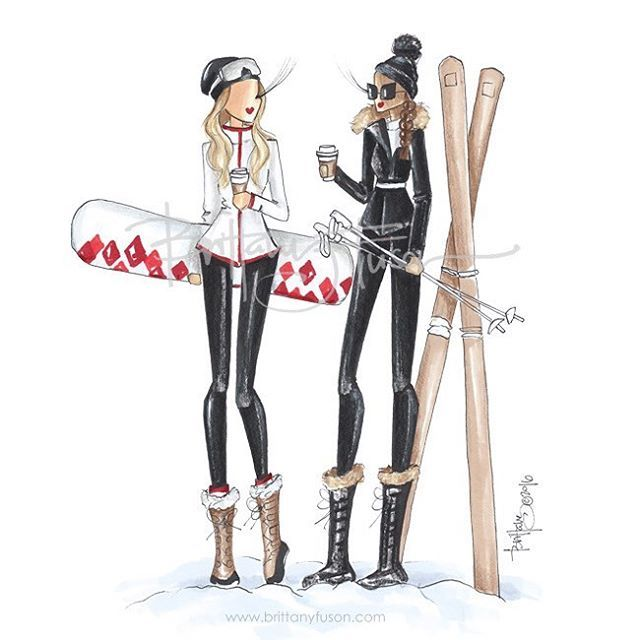 Ready to hit the slopes! #apresski #vail #anywhereincolorado #ski [Instagram @brittanyfuson]