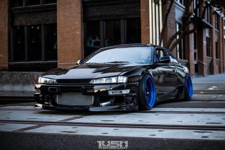 #Nissan #Silvia #S14 #Kouki #Modified #JDM #Slammed #Wide_Body