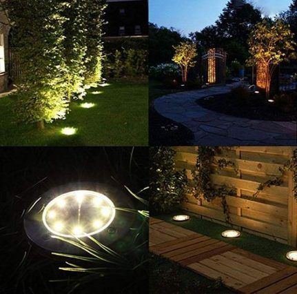 New Backyard Lighting Without Electricity Ideas Backyard Lighting Backyard Backyard Shade