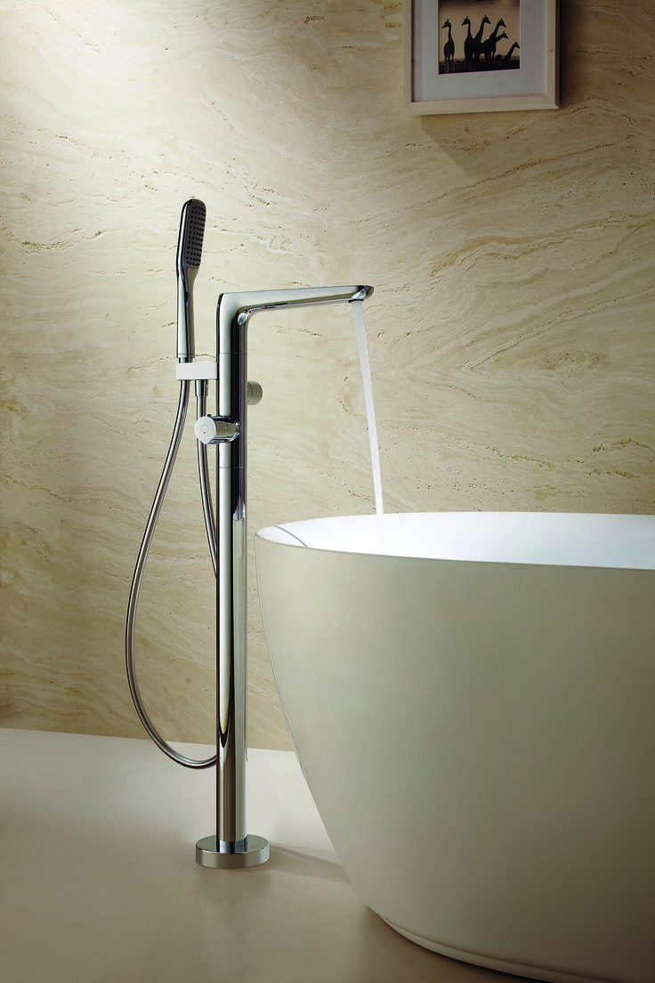 Contemporary bathroom taps uk - Allore Series A Dramatically Modern Take On Contemporary Bathroom Brassware Visit Www Flova Co Uk For More Details Visit Our Website For Information On