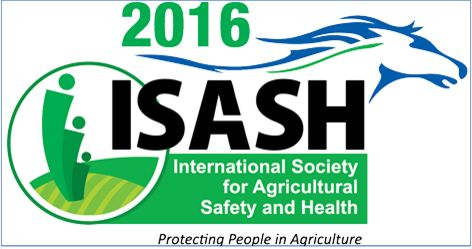 Dr. Susan Brumby of the National Centre for Farm Health in Australia, and Jordan Jensen, Program Manager for Sustainable Farm Families of Alberta, will be co-presenting at the ISASH 2016 Conference in Lexington, Kentucky June 26-30,2016. Their Presentation will be on the International Transferability of the SFF Program across the globe. National Centre for Farmer Health