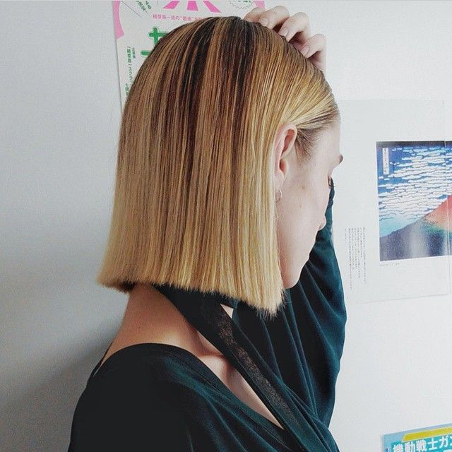 20 Amazing Blunt Bob Hairstyles for 2016 - Mob & Lob Hair Ideas