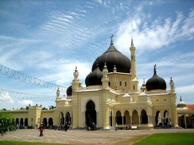 Masjid Zahir, Kedah, Malaysia