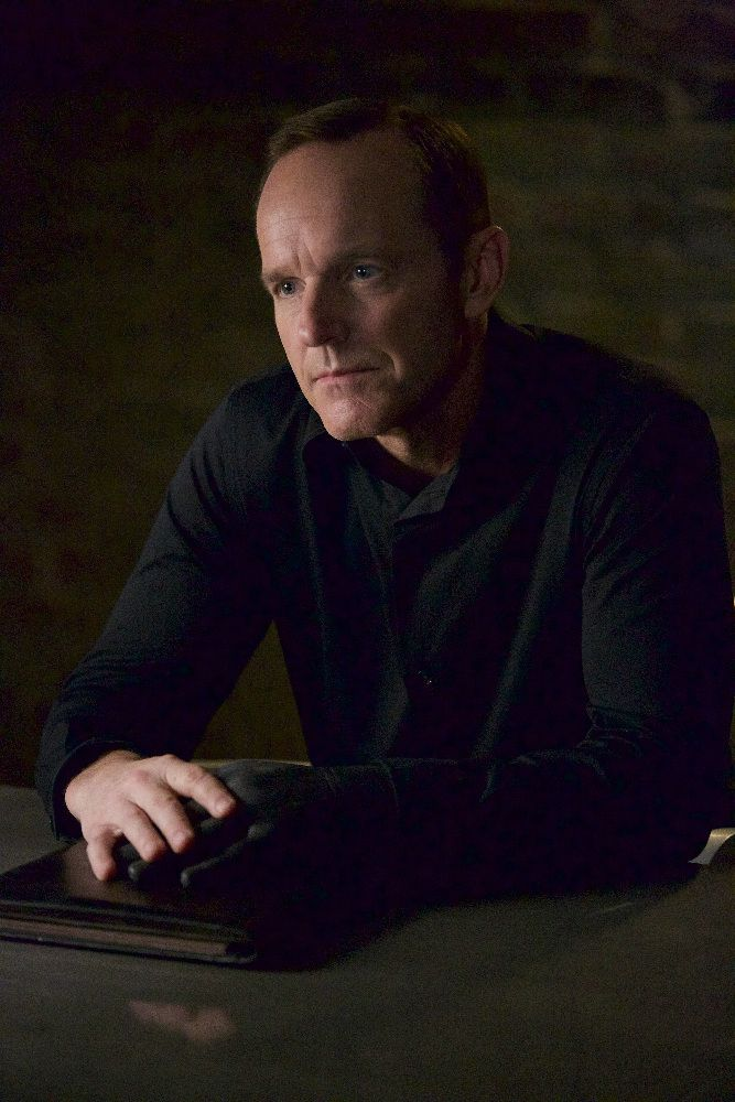 'Phil Coulson' on 'Marvel's: Agents Of S.H.I.E.L.D.'