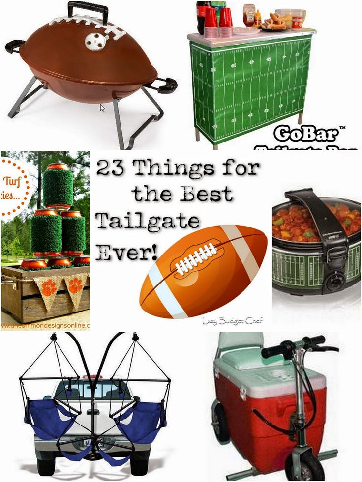 Fall means football and football means it is time to tailgate before, during, and after the game!   Like many parts of the country, tailgati...