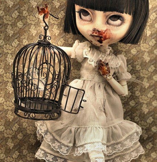 Creepy Cute Doll | Art Dolls | Pinterest