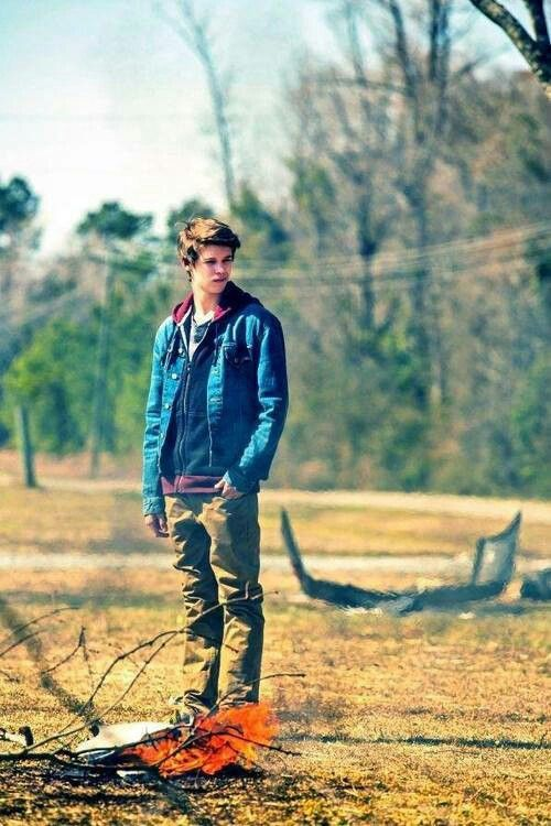 Colin Ford Under The Dome 2013