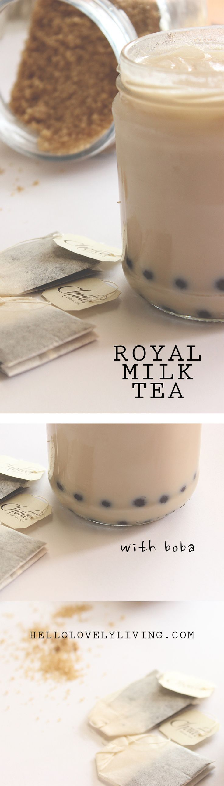 how to make boba for tea