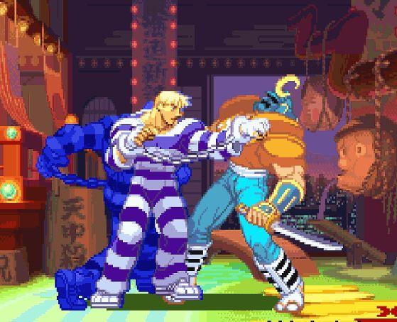 Kazu's Ice Box, Street Fighter Zero 3 / Street Fighter Alpha 3 /...
