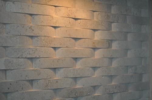 Woven Tile Backsplash