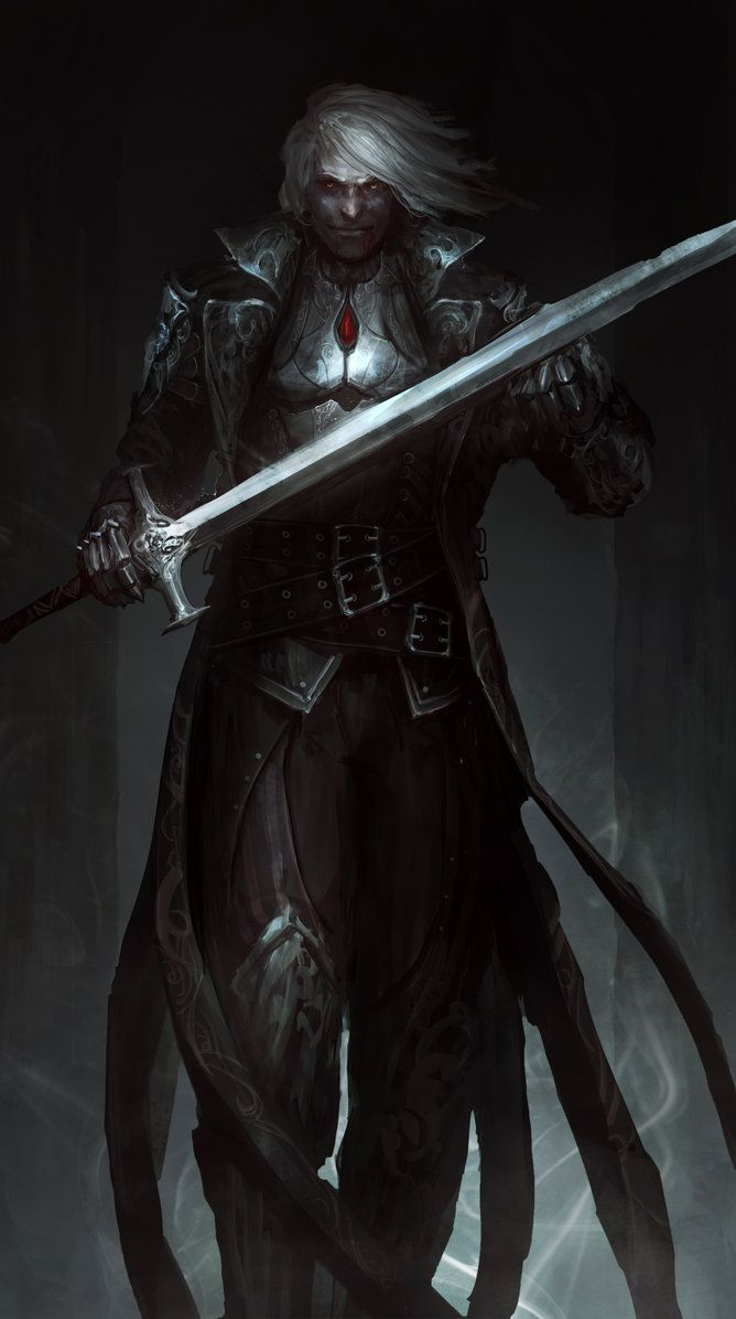 Sorin Markov the lord of Innistrad... and fab hair by theDURRRRIAN on DeviantArt