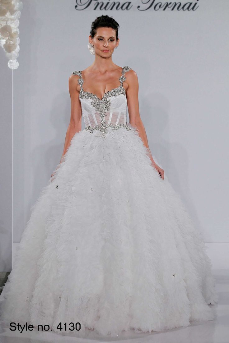 Style pnina tornai wedding dress collection h w for Pnina tornai wedding dresses prices