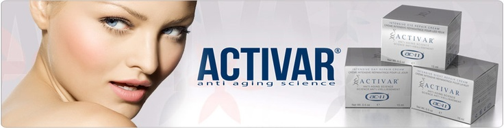 Activar® Intensive Repair with AC-11® is the most technologically advanced, anti-aging skin care formula available. In data supported by over 13 years of scientific and clinical research and development, AC-11® has been shown to help the body's natural ability to repair DNA, essential to the regeneration of skin damaged by the sun's ultraviolet rays, pollution, stress and numerous other factors. Activar® formulations put AC-11® to work in synergy with potent antioxidants, effective skin…
