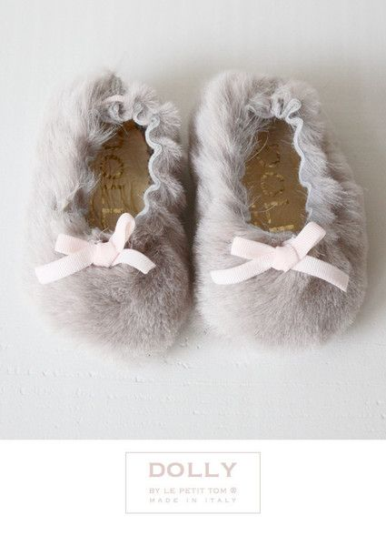 DOLLY by Le Petit Tom ® BABY BALLERINA'S 27B 'Mouse'