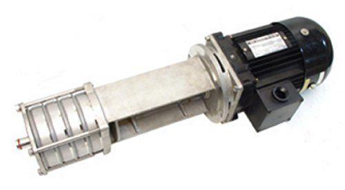 B2E Surplus: Sanso PV2-4/1-BTBSC2 Wet Pit Centrifugal Coolant Pump, SMC INR-498-P022, Applied Materials 0190-18437