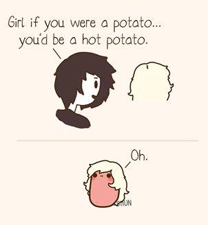 kawaii potato - Google Search