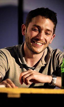 Jon Richardson. Cute, funny and a little bit weird...that'll do me!