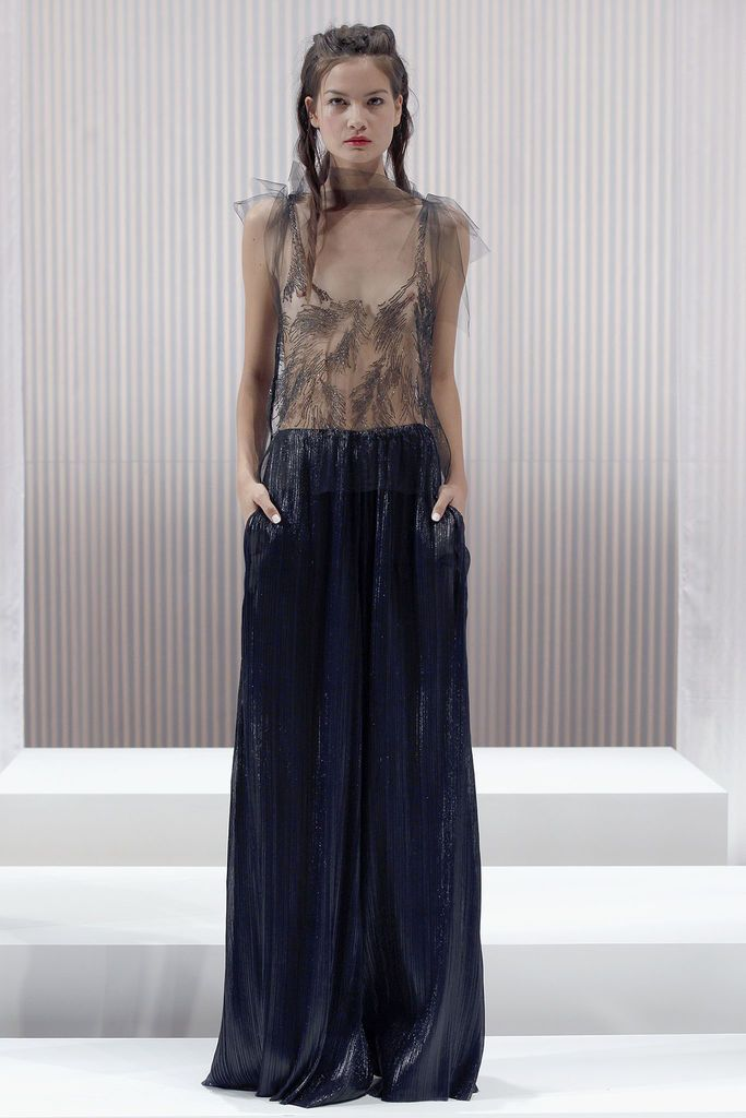 Wes Gordon Spring 2013 Ready-to-Wear: