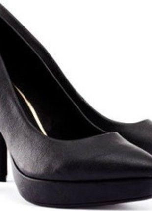 Kup mój przedmiot na #vintedpl http://www.vinted.pl/damskie-obuwie/na-wysokim-obcasie/14506038-czarne-klasyczne-szpilki-marki-hm