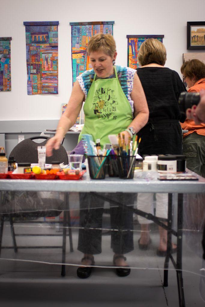 Meet other artists and learn new techniques at Kensington Art Supply workshops! http://kensingtonartsupply.com/