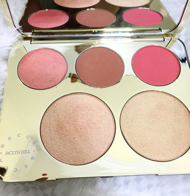Becca x Jaclyn Hill Face Palette !