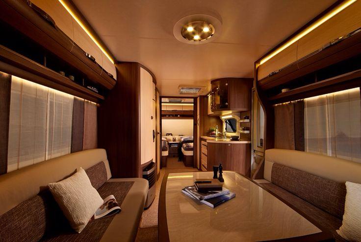 Hobby Caravan interior | Travel Trailers/Campers ...