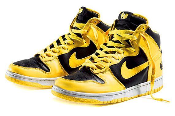 Nike Dunk High (Wu-Tang)
