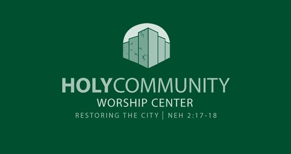 Holy Community Worship Center on Behance