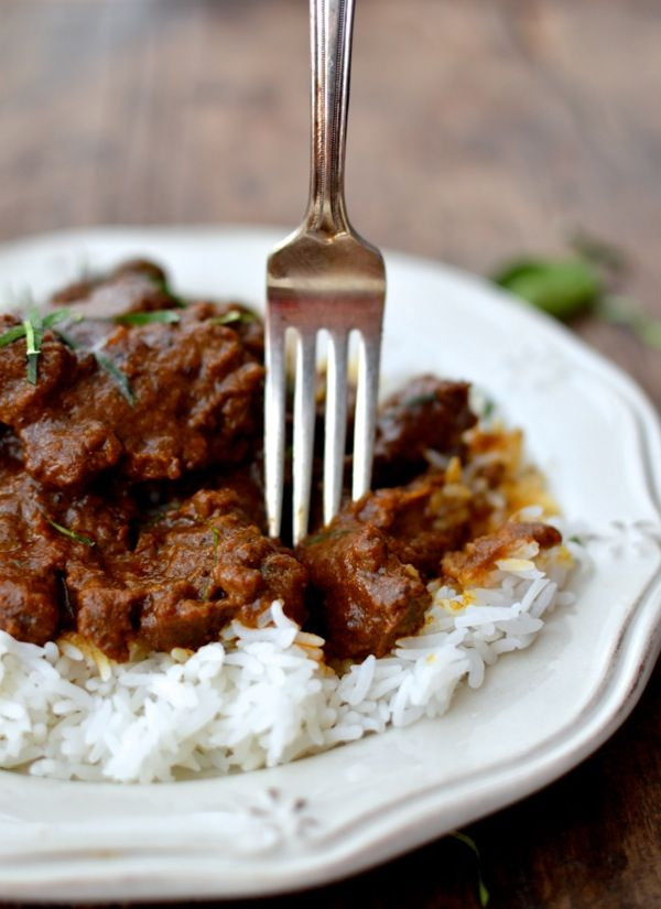 Beef Rendang - The Woks of Life. I need this. I need this now. @lorakeeth