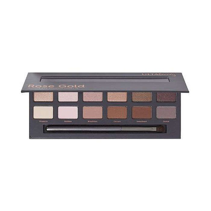 Rank & Style - Ulta Rose Gold Eyeshadow Palette #rankandstyle