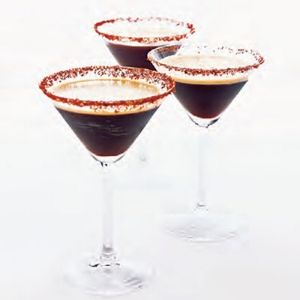 Vodka Espresso Martini to help you stay up and stay buzzed on NYE