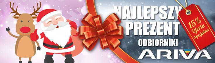 Wyjątkowa, świąteczna promocja na odbiorniki Ariva marki Ferguson - http://sklep.ferguson.pl/pl/c/Tunery/70