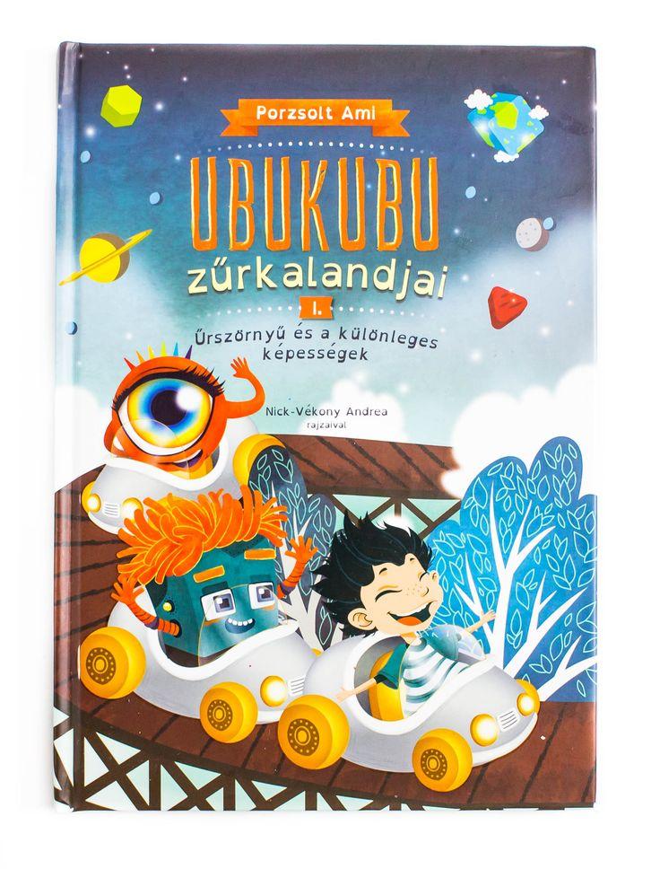 Nemrég indította útjára a Napraforgó kiadó Porzsolt Ami: Ubukubu Zűrkalandjai -sorozat első részét. Különlegességét az adja, hogy diszlexiások számára kifejlesztett betűtípussal íródott. #diszlexia #Ubukubu #fejleszt #gyerekkonyv #Napraforgokiado