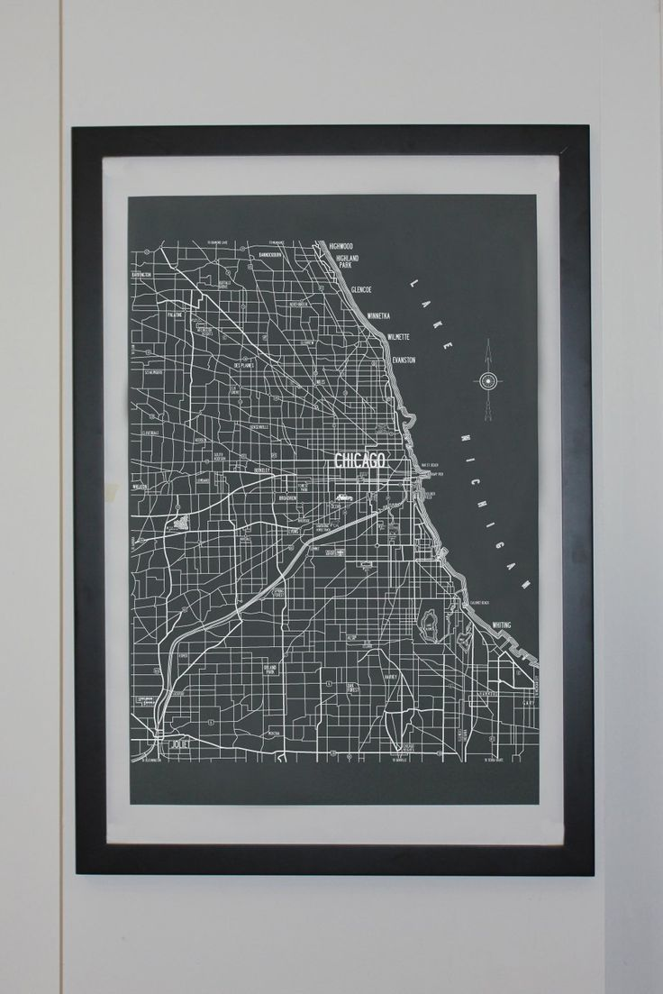 Chicago Vintage Style Map Canvas 24 x 36 Poster. The Vintage Style Map of 1930's Chicago is a true time piece. This snapshot illustrates the iconic landmarks of historic Chicago; The Stockyards, The newly named Soldier Field, The City Parks, Wrigley Field, Morton Arboretum, and the growing coastline development. Using a middleweight polyester fabric, Apartment B posters have a natural and quality matte finish. The poster dimensions are 24x36. We sell our posters rolled in a tube or…
