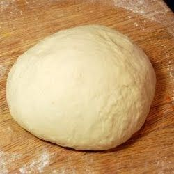 Best, easiest Pizza Dough (6 ingredients)