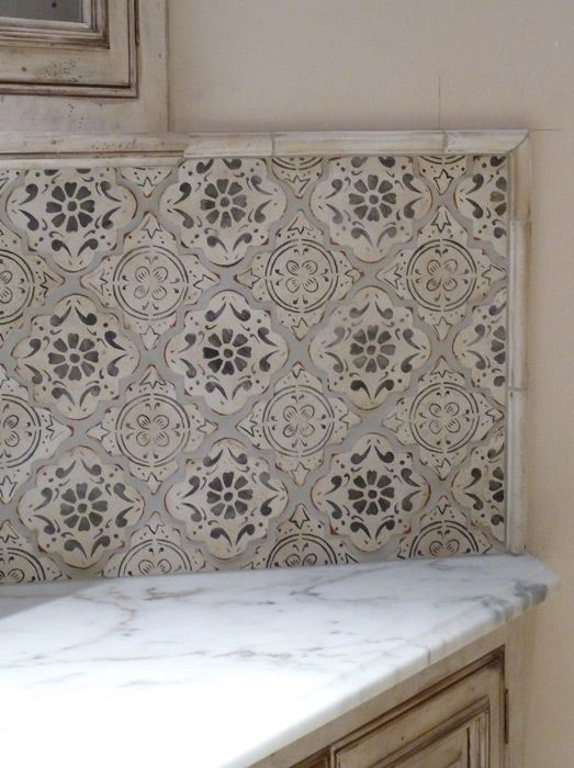 One of the projects I've been working on at EK Studios involved the specifications and layout of Tabarka tile in the laundry room. Tabarka tiles are handmade terracotta tiles inspired by Moroccan, Moorish and Tunisian designs. They embody artisan craftsmanship and beauty of bygone eras. Solid color tiles come in a range of 32 colors,…