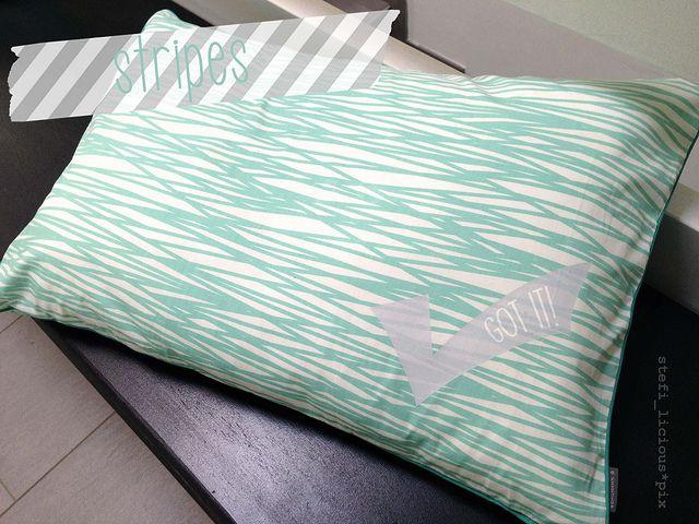pillow_stripes by stefi_licious :)