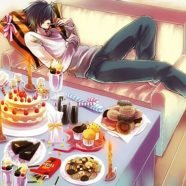 The Only Thing I Love Is Cake Death Note