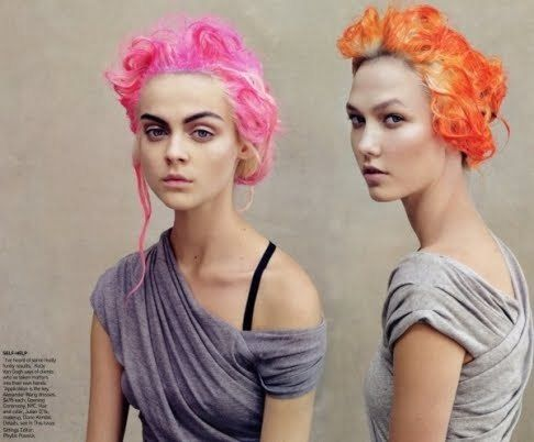 The Unnatural Hair Dye Brand Guide: Manic Panic Hair Dye, Special Effects Hair Dye, And More! | KimmiKillZombie's Blog