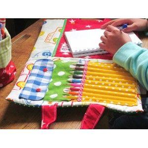 1000 id es propos de crayons de couleur faits maison for Mallette couture enfant