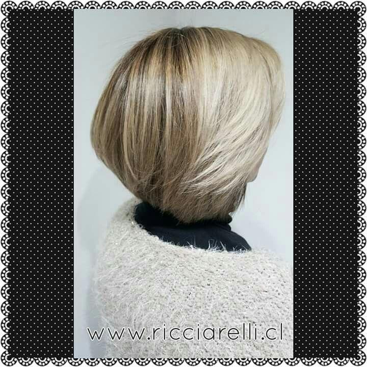 Tintura Visada Focalizada Platinada, Corte y Tratamiento Full Olaplex #olaplex #TinturaVisada #reparacióncapilar #haircolor #haircut #PeluqueriaRicciarelli
