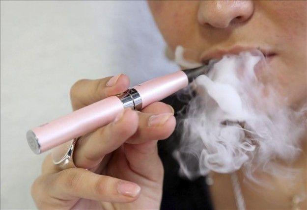 Crece número de llamadas por accidentes con cigarrillos electrónicos