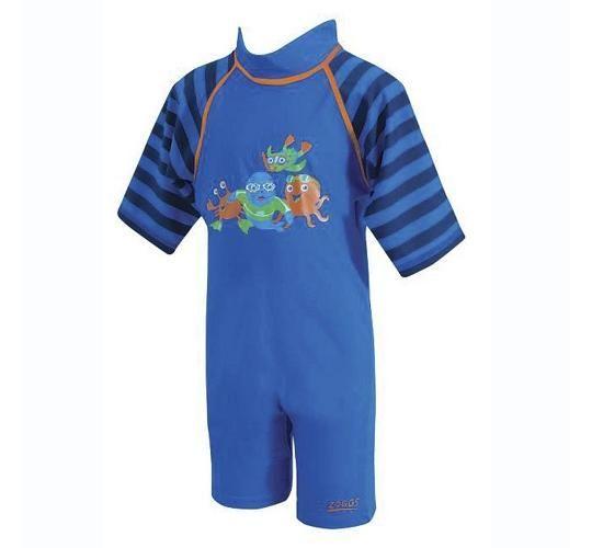 Zoggs Στολή κολύμβησης μπλε 2-3 ετών