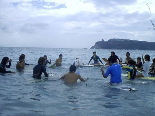 Surf Camp Cagliari - Sardegna Dicembre 2011