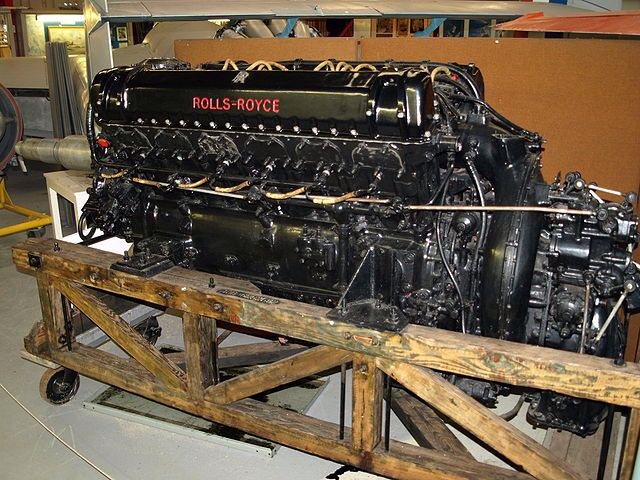 The Rolls Royce Griffon Engine. One of The Most Powerful & Best Aircraft Engines Ever Built!