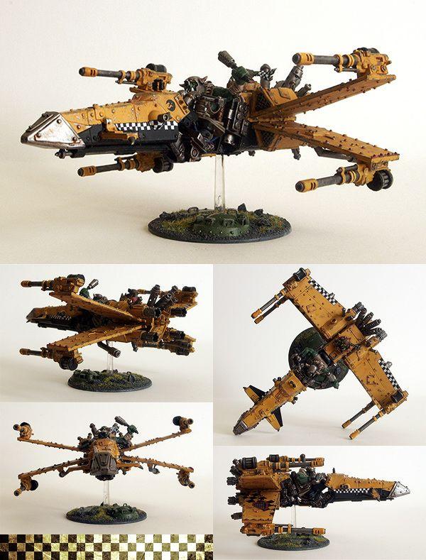 Ork X-Wing